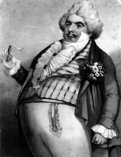 Lablache in Donizetti's Don Pasquale