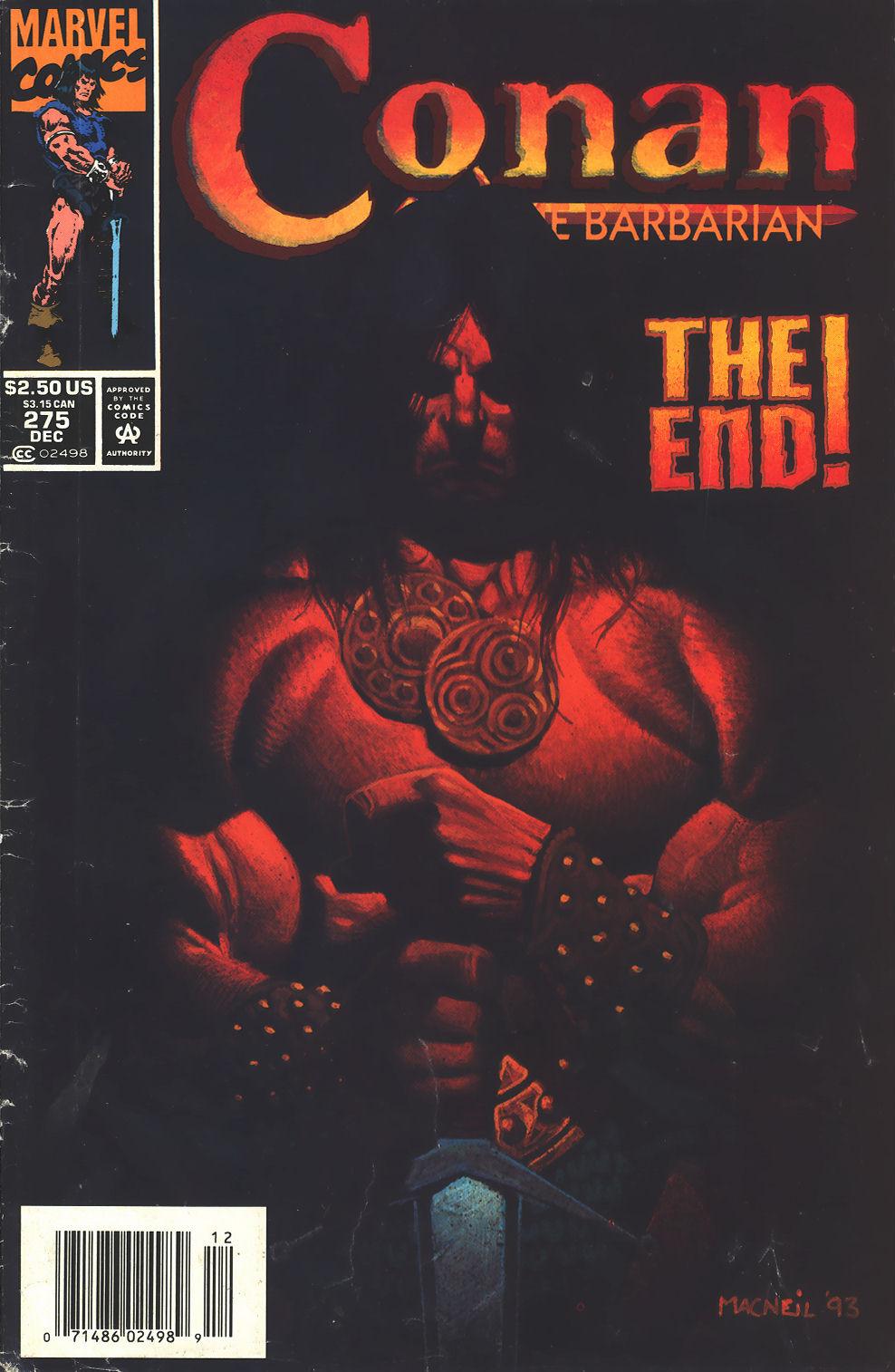 Conan the Barbarian (1970) 275 Page 1