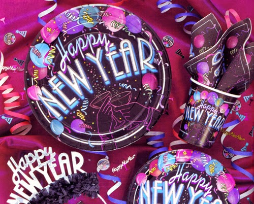Happy New Year 2016 Party Ideas Supplies