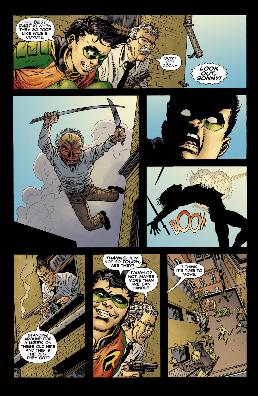 Detective Comics (1937) 812 Page 6