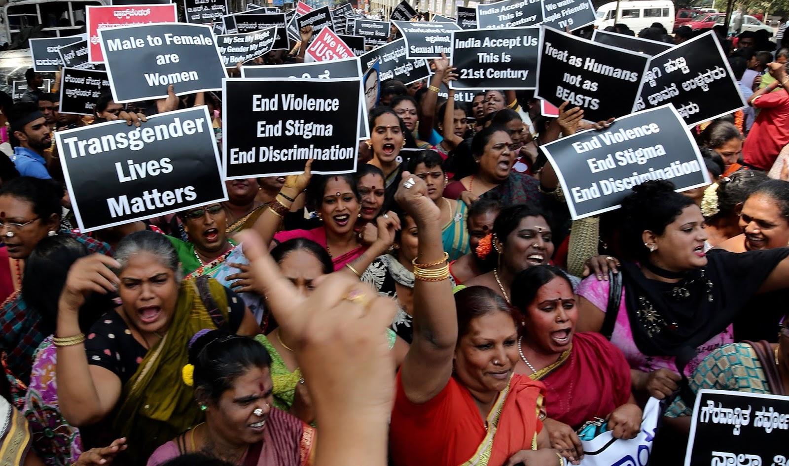 female discrimination in india