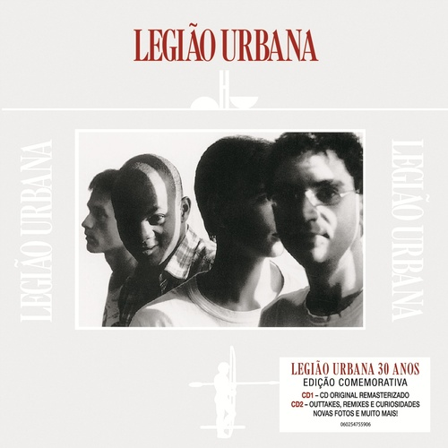 CD Legião Urbana – Legião Urbana 30 Anos (2016)
