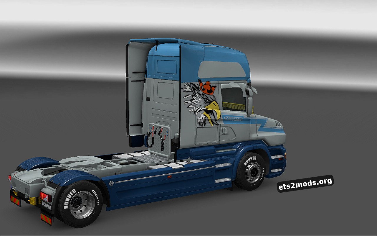 Nordberghs Skin for Scania T