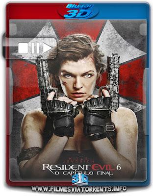 Resident Evil 6: O Capítulo Final Torrent