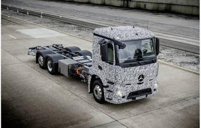 As tecnologias de segurança que saíram dos carros e chegaram aos caminhões