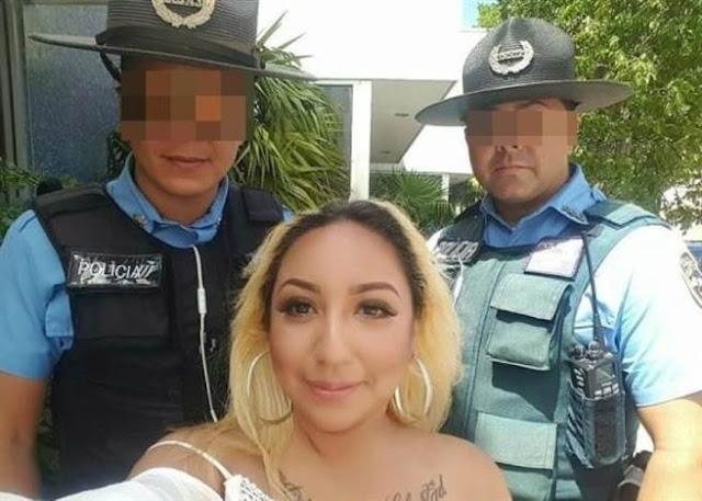 Menor de edad asegura haber sido explotada por policías