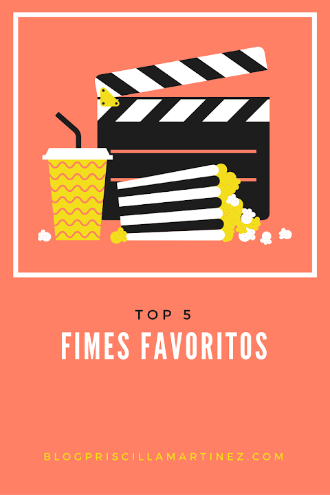 Top5: Filmes Favoritos.