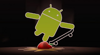 Android On Skateboard