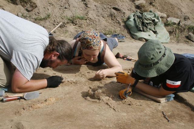 Elite burials from 6th-8th centuries discovered on Danish island of Bornholm