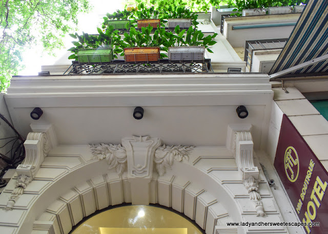 Hanoi HM Boutique Hotel review