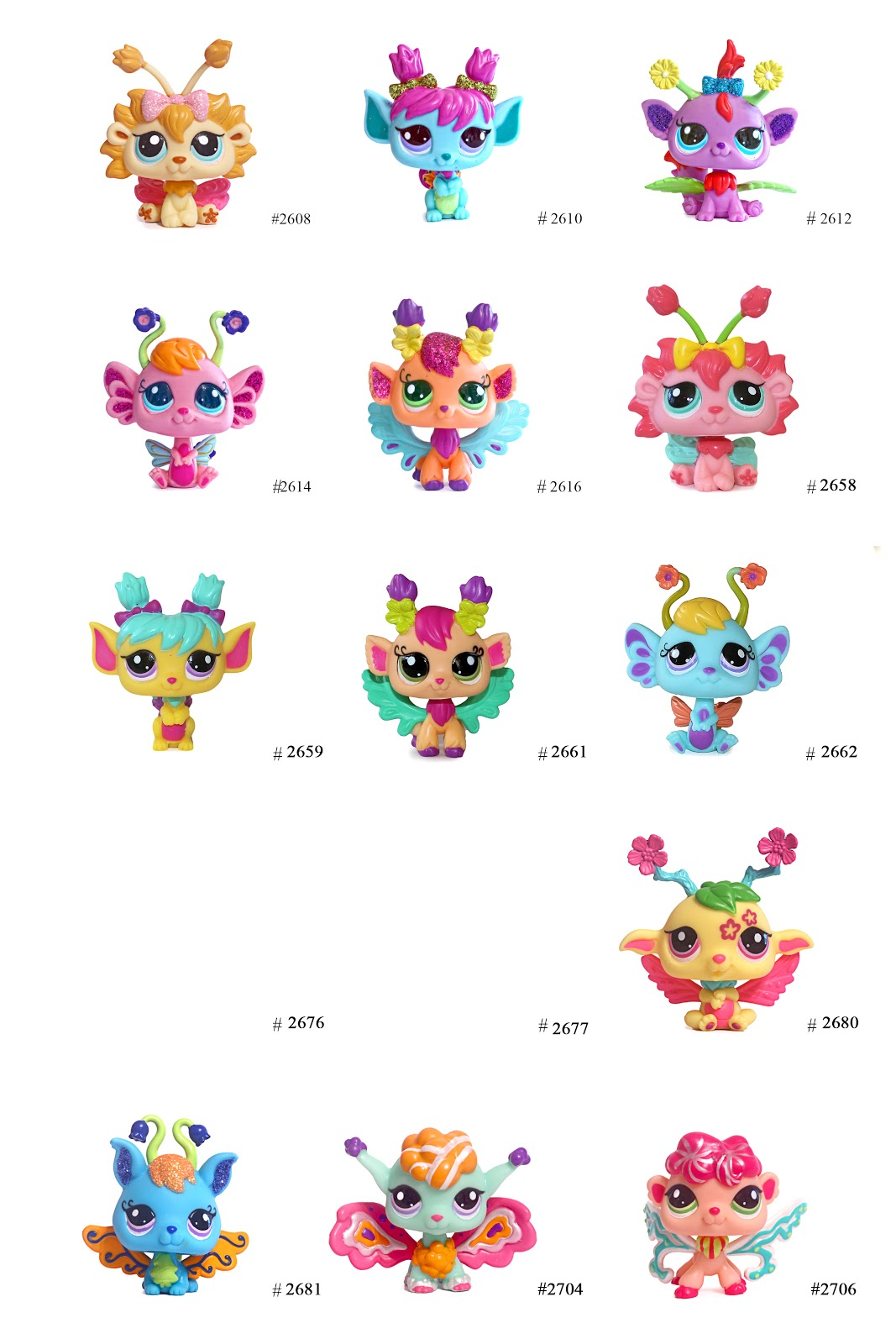 Nicole S Lps Blog Littlest Pet Shop Pets Fairies