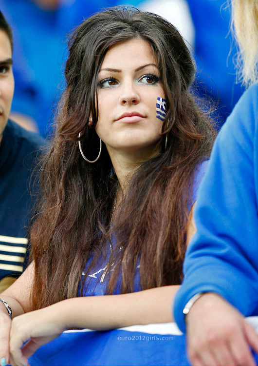 Greece girl