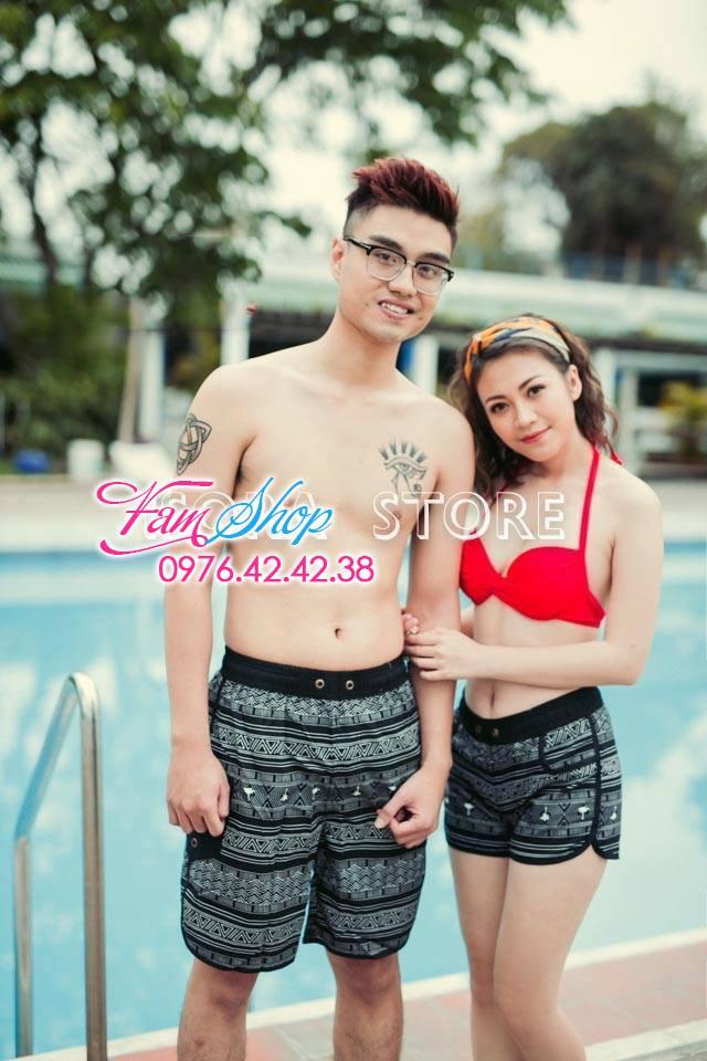 Cua hang do di bien o Phan Chu Trinh
