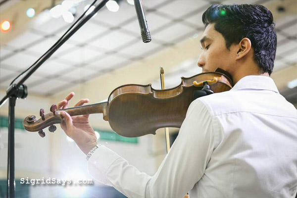 Bacolod wedding suppliers - wedding entertainment