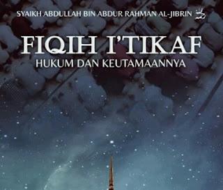 Download Fikih Panduan Itikaf Ramadhan PDF Lengkap