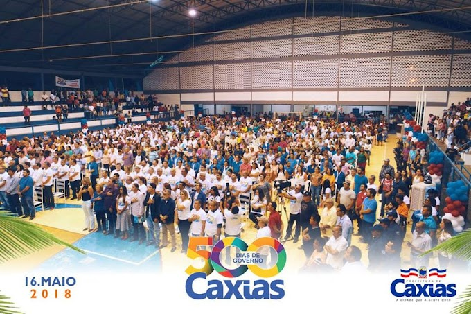 DESTAQUE - Prefeitura de Caxias será a primeira do país a pagar 1ª parcela do Décimo Terceiro