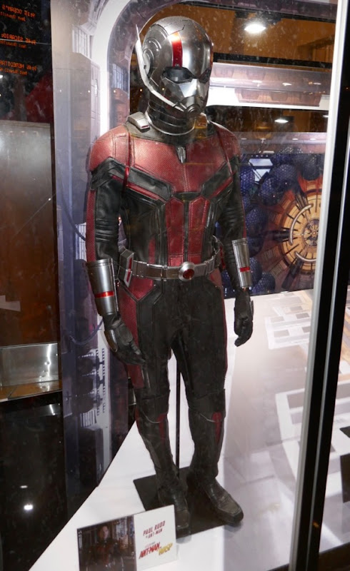 Paul Rudd Ant-Man and Wasp movie costume
