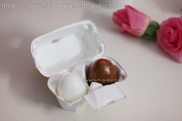 صابونة البيض الكورية