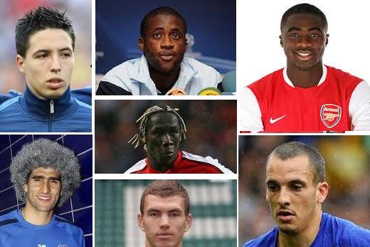 Daftar Pemain Bola Muslim di Liga Top EropaAGEN POKER