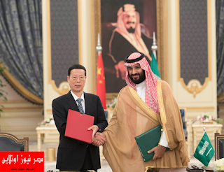 China And Saudi Arabia Sign $70 Billion in New Deals