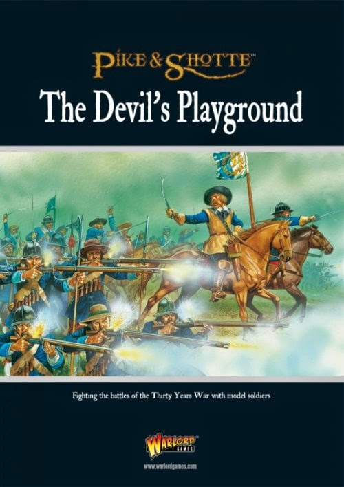 Pike & Shotte, The Devil's Playground Supplement picture 1