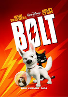 Bolt 2008 Dual Audio 720p Hindi BluRay With ESubs Download