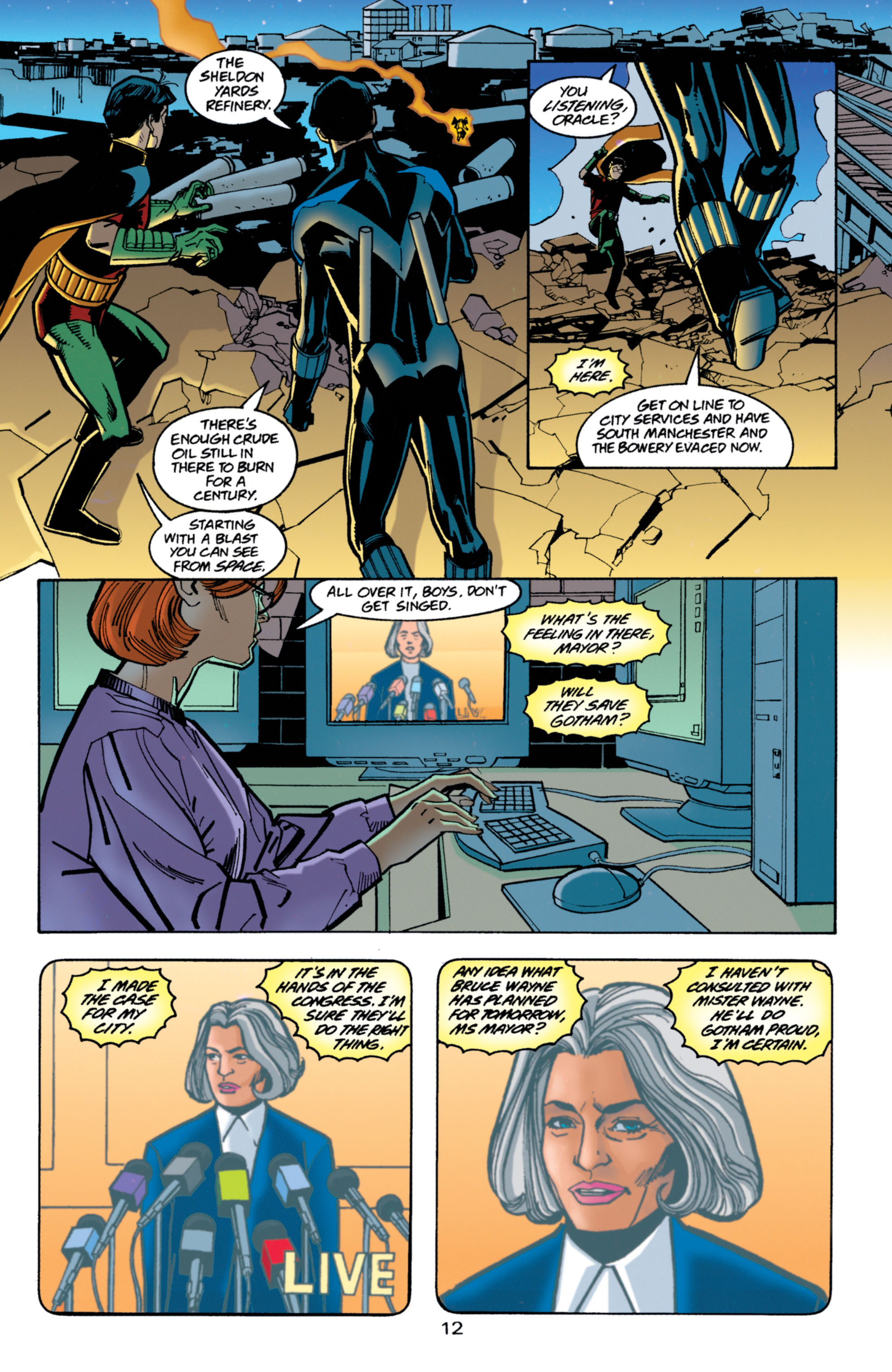 Detective Comics (1937) 727 Page 12