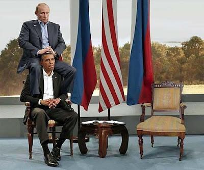 Obama und Putin lustige politische Bilder