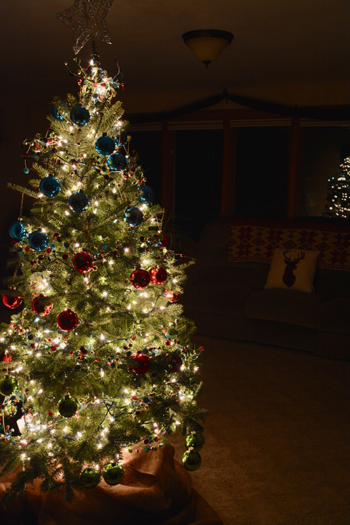 2016 Christmas Tree   My Darling Days