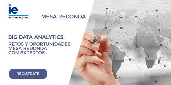 Mesa Redonda: Big Data Analytics