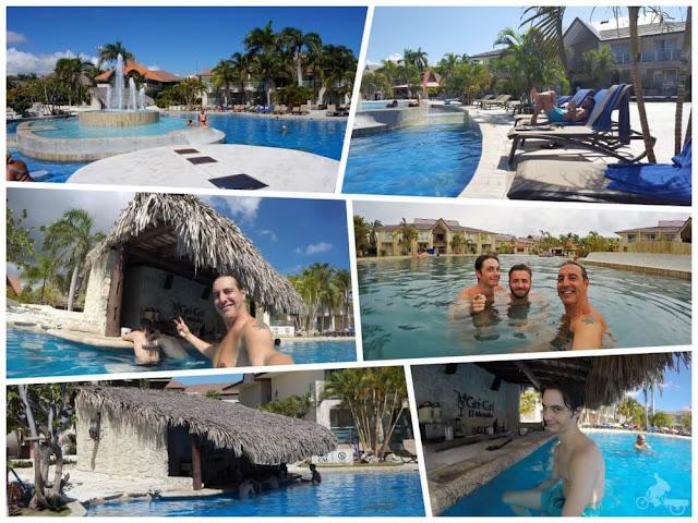 piscina del ifa bavaro mas cercana a la playa