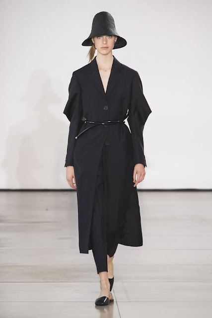 Jil Sander Spring-Summer 2016 Milan Fashion Week.