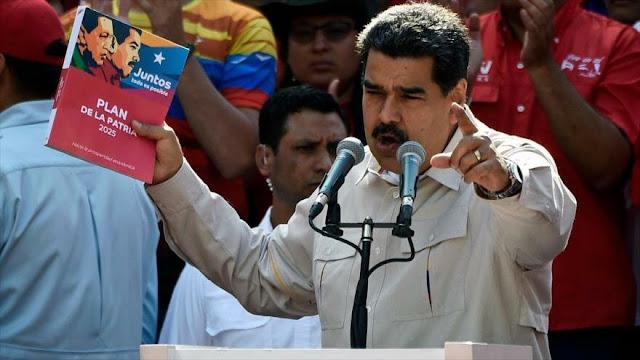 Maduro: Venezolanos no permitirán otro golpe de EEUU como en 2002