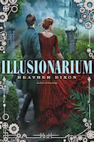 Illusionarium by Heather Dixon book cover and review