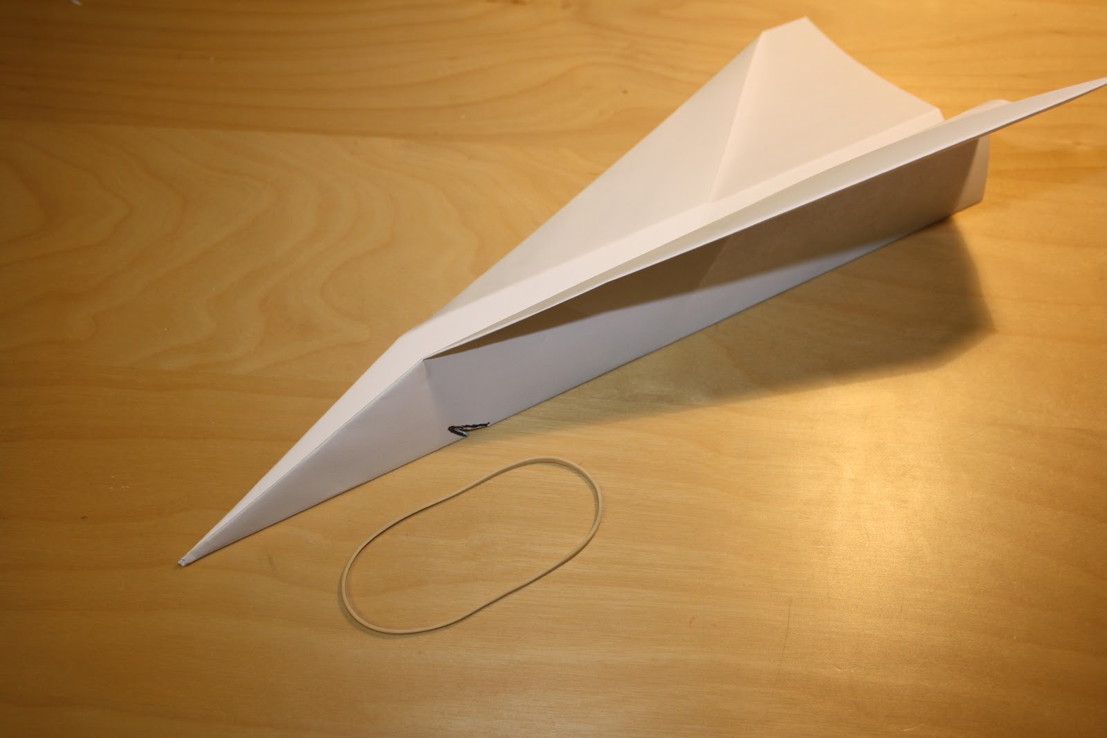 Jrc Live The Difference Between A Paper Glider And A