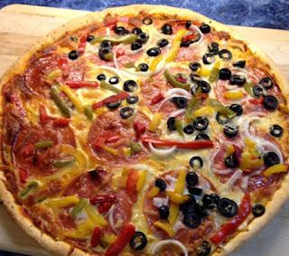 Pizza Dough 1 Recipe
