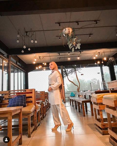 Lokasi Alamat Cafe Bukit Teropong Indah, Lembang Bandung