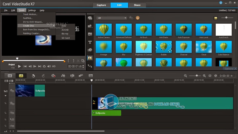 Corel Videostudio Pro X7 Full Crack