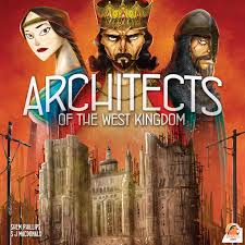 Architects of the west kingdom : boîte de jeu