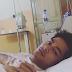 Hidap penyakit tonsil Fadlan Hazim masuk wad