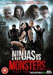 Ninja Đại Chiến Quái Vật - Ninjas vs Monsters