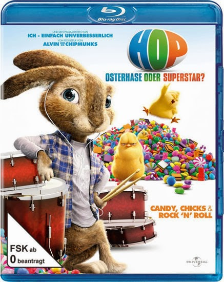 Hop 2011 BRRip 720p Hindi Dubbed Dual Audio DD 5.1