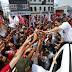 Haddad diz que PT precisa ganhar eleição e exalta Lula: 'Prenderam o cara errado'