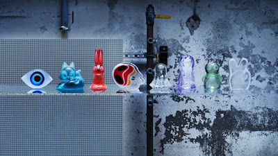IKEA Art Event 2018 Designer Glass Figurine Collection