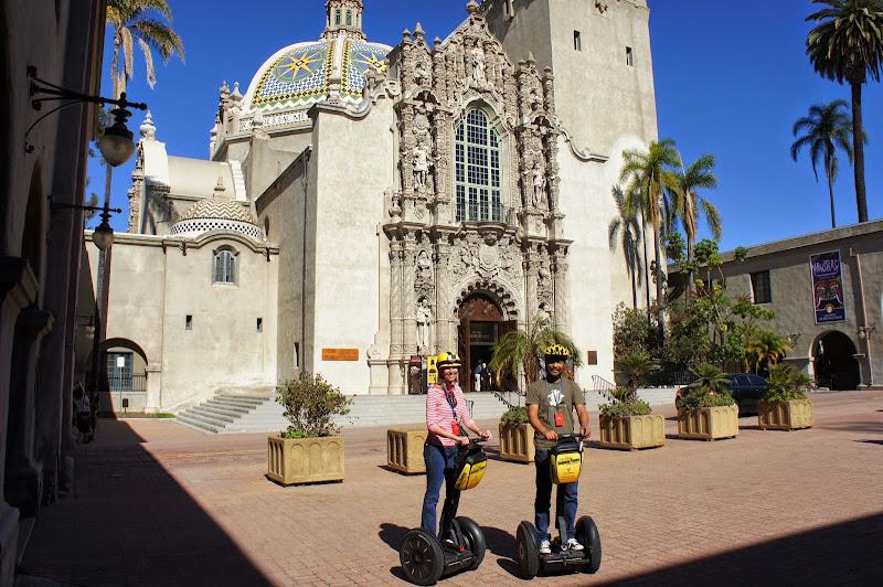 San Diego Museum of Man San Diego Segway Tours