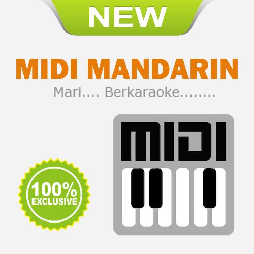 Download Midi Lagu Mandarin Komplit