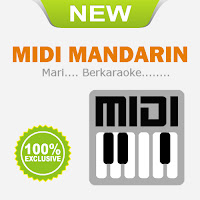 Download Midi Lagu Mandarin Komplit