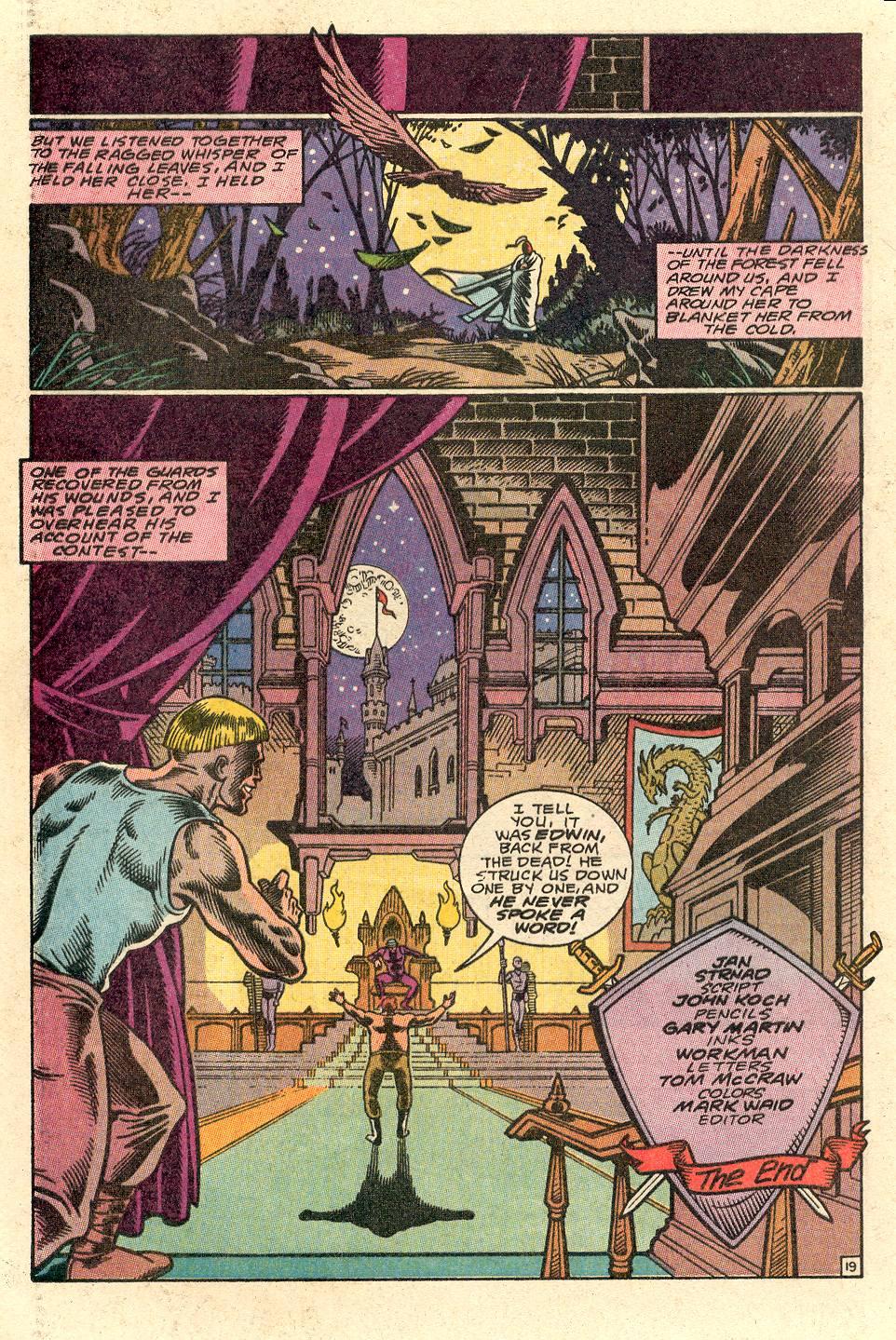 Read online Secret Origins (1986) comic -  Issue #49 - 40