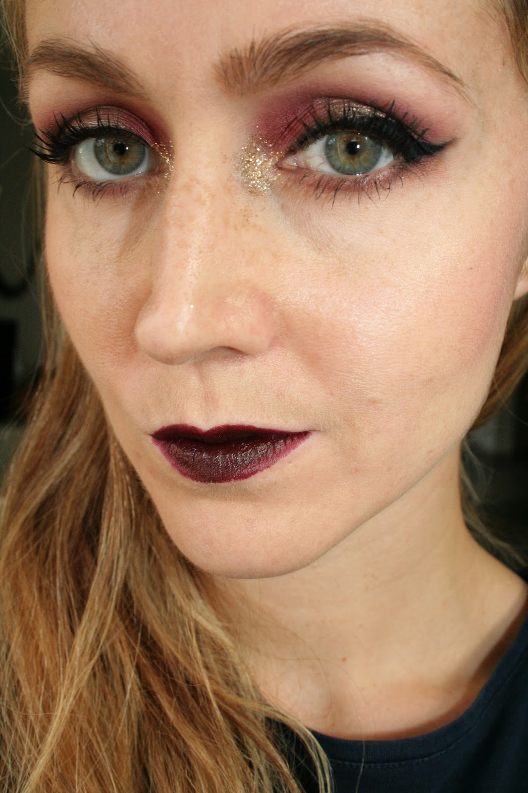 Inspired 'Spicy Rusty Smokey' Look