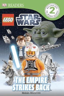 bookcover of Lego Star Wars -- RETURN OF THE JEDI  by Emma Grange